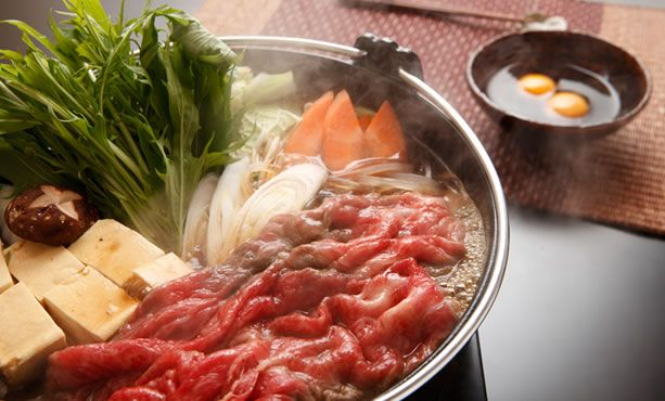 Japanese Food Recipes: Easy Sukiyaki Recipe