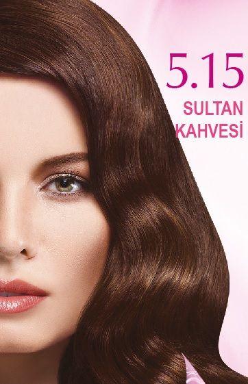 Nevacolor 2017 Saç Renk Kartelası - Nevacolor sultan kahvesi saç rengi