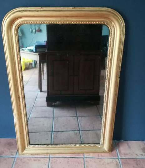 miroir trumeau ancien miroirs vintage pinterest trumeau miroir trumeau et miroirs. Black Bedroom Furniture Sets. Home Design Ideas