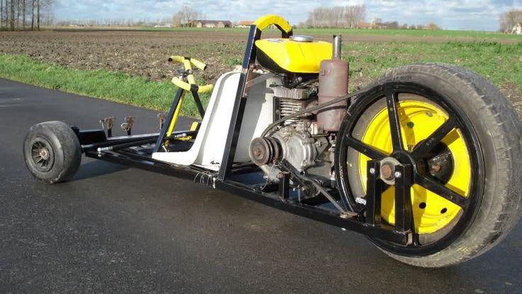 homemade go carts | My 3 Kart rides (Belgium) - DIY Go Kart Forum