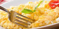Συνταγή για αυγά σκραμπλ ή scrambled eggs!