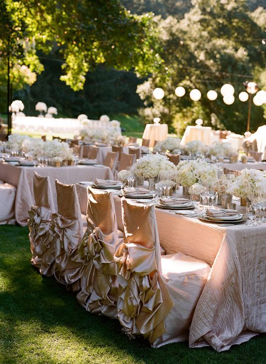608 Best Images About Chair Covers And Table Cloth Ideas