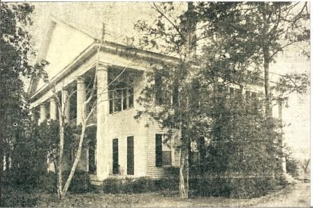 Piney woods plantation edgefield sc a look into the for Home builders in south mississippi