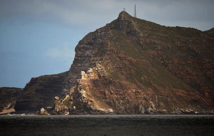 南アフリカ共和国喜望峰