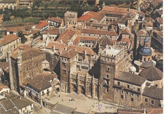 Monasterio de Guadalupe. Caceres