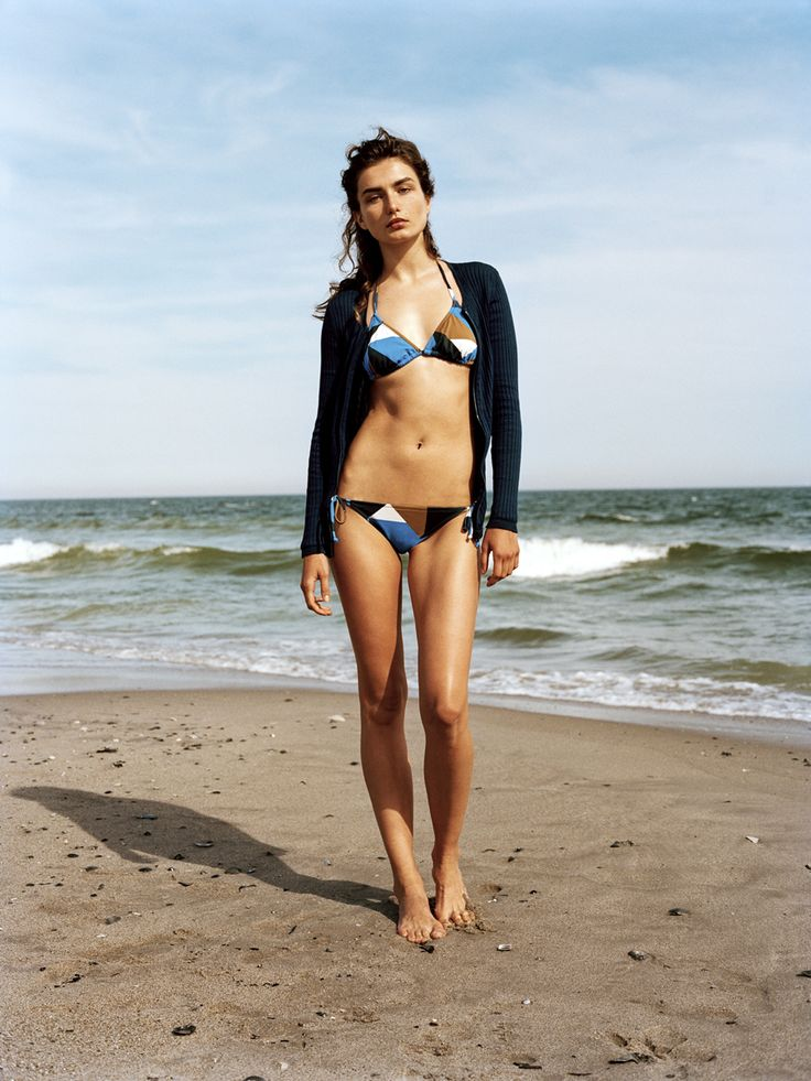 visual optimism; fashion editorials, shows, campaigns & more!: sex on the beach: andreea diaconu, amanda murphy and imaan hammam by sean thomas for vogue online!