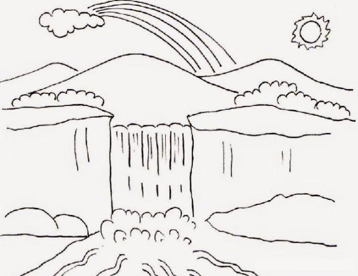 Paling Populer 30 Gambar Pemandangan Pantai Sunset Yang Mudah Digambar 50 Gambar Sketsa Lukisan Pemandangan Alam Di 2020 Easy Drawing Tutorial Buku Mewarnai Gambar