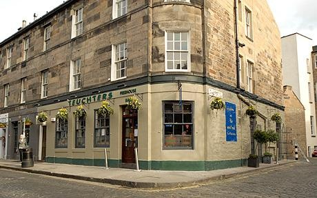 Teuchters - One of my favourite pubs in Edinburgh