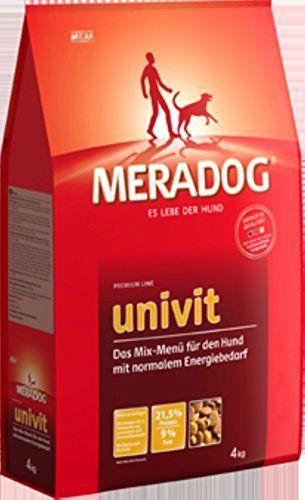 Aus der Kategorie Trockenfutter  gibt es, zum Preis von EUR 37,99  2 x 12,5 kg Mera Dog UNIVIT Für Hunde mit normalem Energiebedarf. Das Premium Mix-Menü für ausgewachsene Hunde mit normalem Energiebedarf. Trockenfutter mit sichtbaren Komponenten, wie Fleischkroketten, Gemüse- und Getreideflocken. Zusammensetzung Meradog univit Hundefutter: Mais, Weizen, Geflügelfleischmehl (19 %), Maiskleberfutter, Rübentrockenschnitzel (entzuckert), Reis, tierisches Fett, Erbsen (getrocknet), Fleischmehl…
