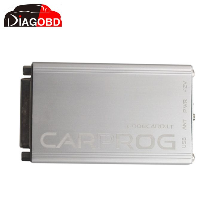 Carprog Full V8.21 Firmware Perfect Online Version with All 21 Adapters Including Much More Authorization Carprog //Price: $134.00      #onlineshopping