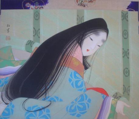 emura Shoen (上村松園) 1875-1949, Japanese Artist
