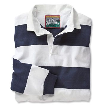 Made in USA, Made in America.  Mens Rugby Shirt - Rugby Shirt -- Orvis on Orvis.com!