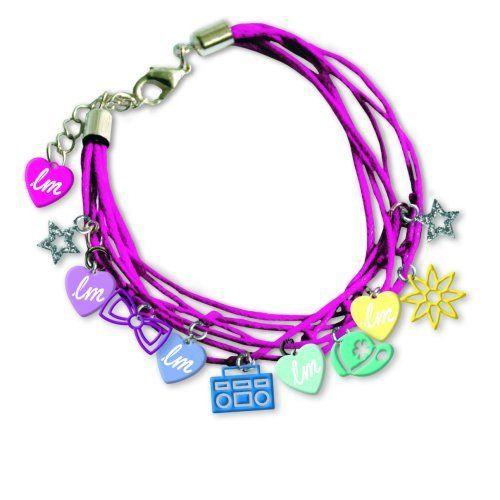 Little Mix - Charm Bracelet Little Mix (in Onesize) Little Mix http://www.amazon.it/dp/B00CXXANO0/ref=cm_sw_r_pi_dp_rhK2tb1ZNY1N4Z44
