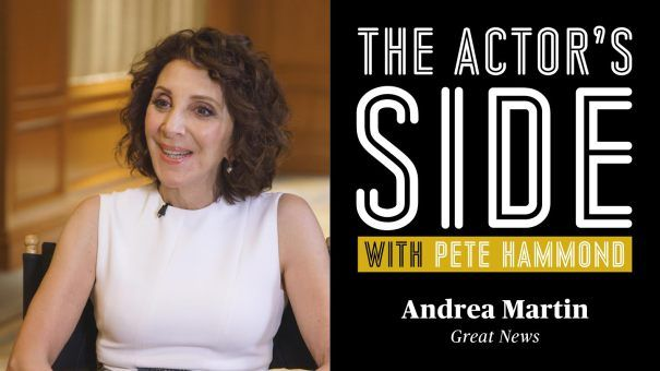 Andrea Martin On TV Mothering, A Possible SCTV Reunion, And Surviving The High Wire Act Of Show Business – The Actor's Side