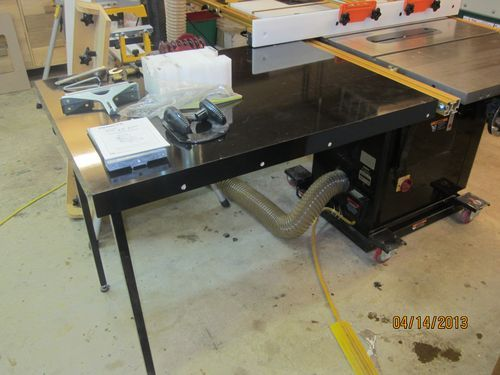 24 best incra images on pinterest woodworking carpentry and i have a sawstop and am thinking about adding in incra system to include a router table and lift on the right side any pictures of your sawstopincra greentooth Image collections