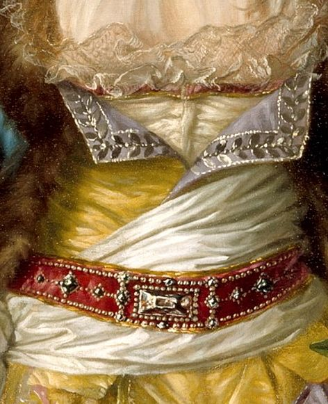 Portrait of a Woman by Jean Baptiste Greuze, 1790