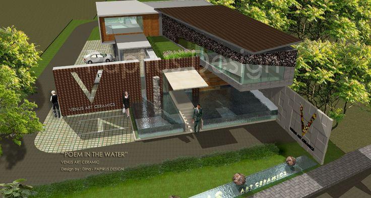 design showroom granite
