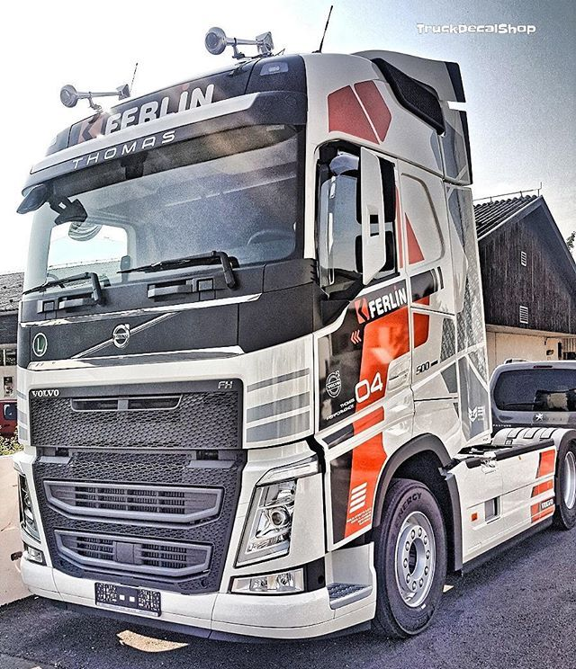 49 best volvo truck images on Pinterest | Volvo trucks, Biggest truck and Semi trucks