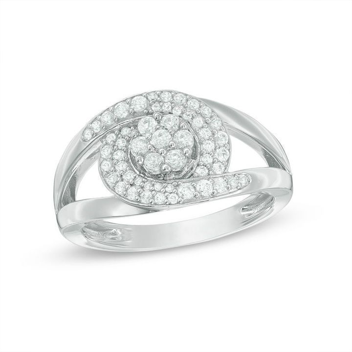 fashion engagement hilton zales paris gallery photo image s platinum ring composite diamond