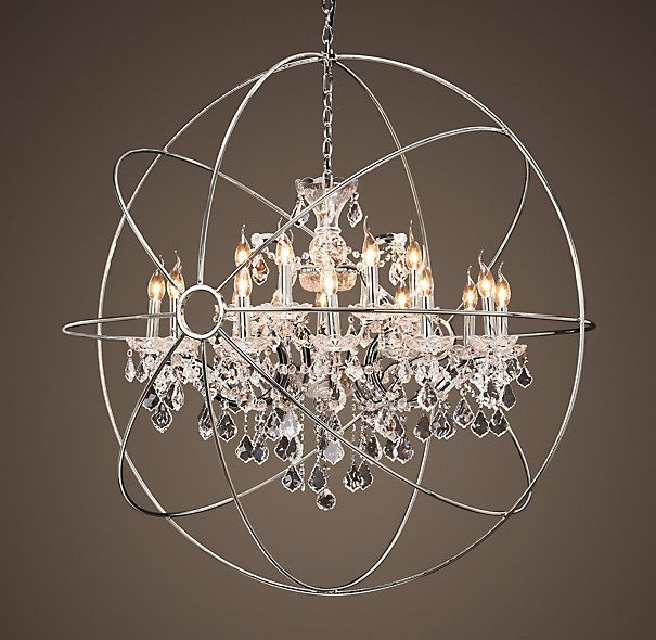 Coolest chandeliers find this pin and more on lighting possibly the coolest chandeliers aloadofball Choice Image