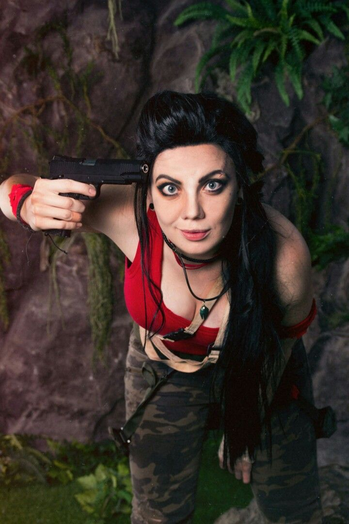 Cosplay Vaas Montenegro (far cry 3)