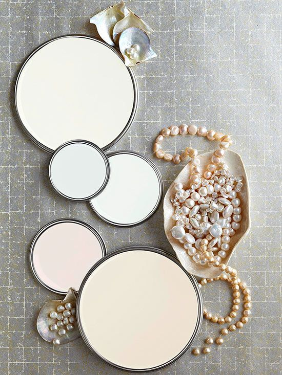 This neutral comes in almost as many varieties as its colorful counterparts, and it can be just as interesting and even refreshing: http://www.bhg.com/decorating/color/neutrals/neutral-paint-colors/?socsrc=bhgpin031314pearlwhite&page=4