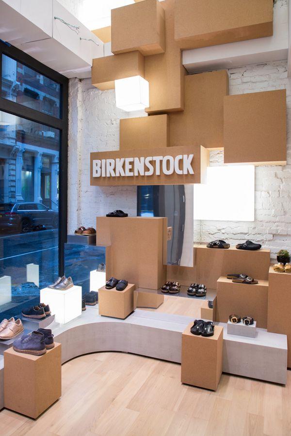 mejor proveedor salida de fábrica calidad autentica Project: Birkenstock, New York   Focus on: Shoe stores ...