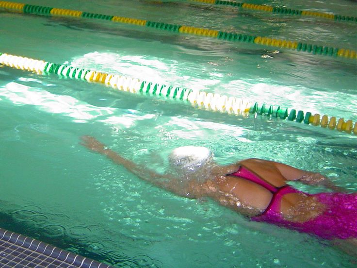 Beginner swim workout | Be good to my body