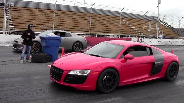 R8 TT vs GTR