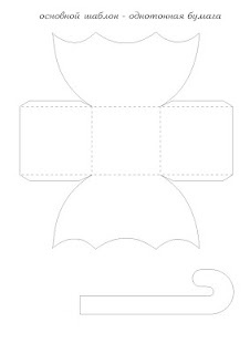 template for shower box (need to trace)