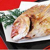 お食い初め「鯛の塩焼き」レシピ | お家で作れる! - お食い初め.jp