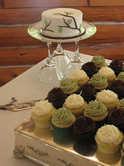 wedding cake cupcakes using mix 1000 images about cheap wedding cakes on cake 22302