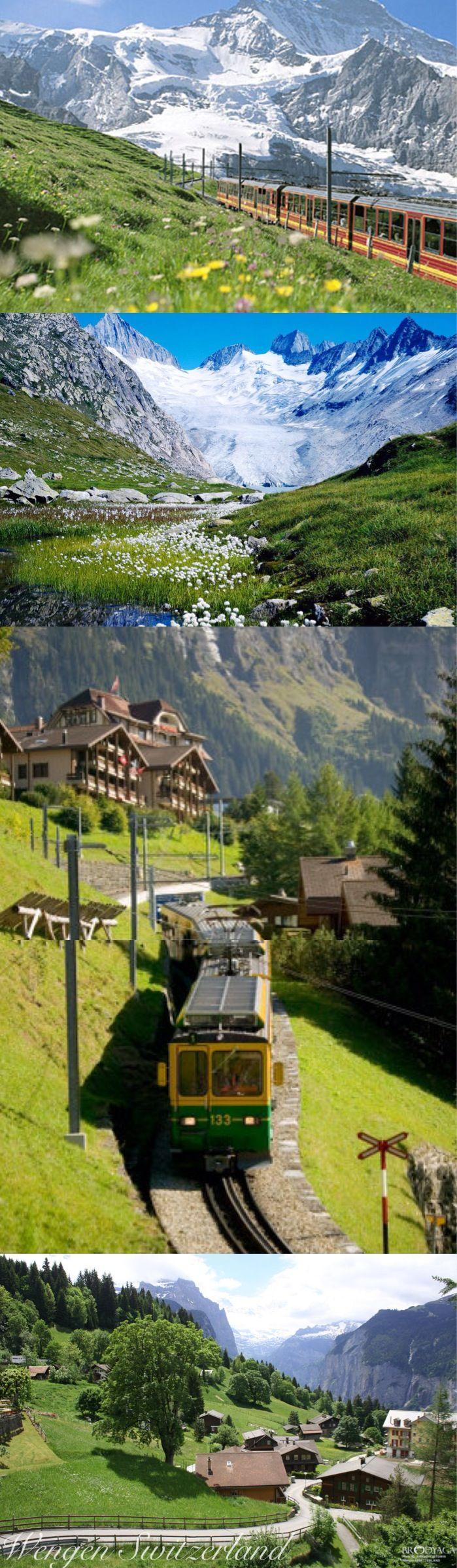 Wengen ! Switzerlandhttp://www.pinterest.com/pin/508766089126688520/ สวยยย
