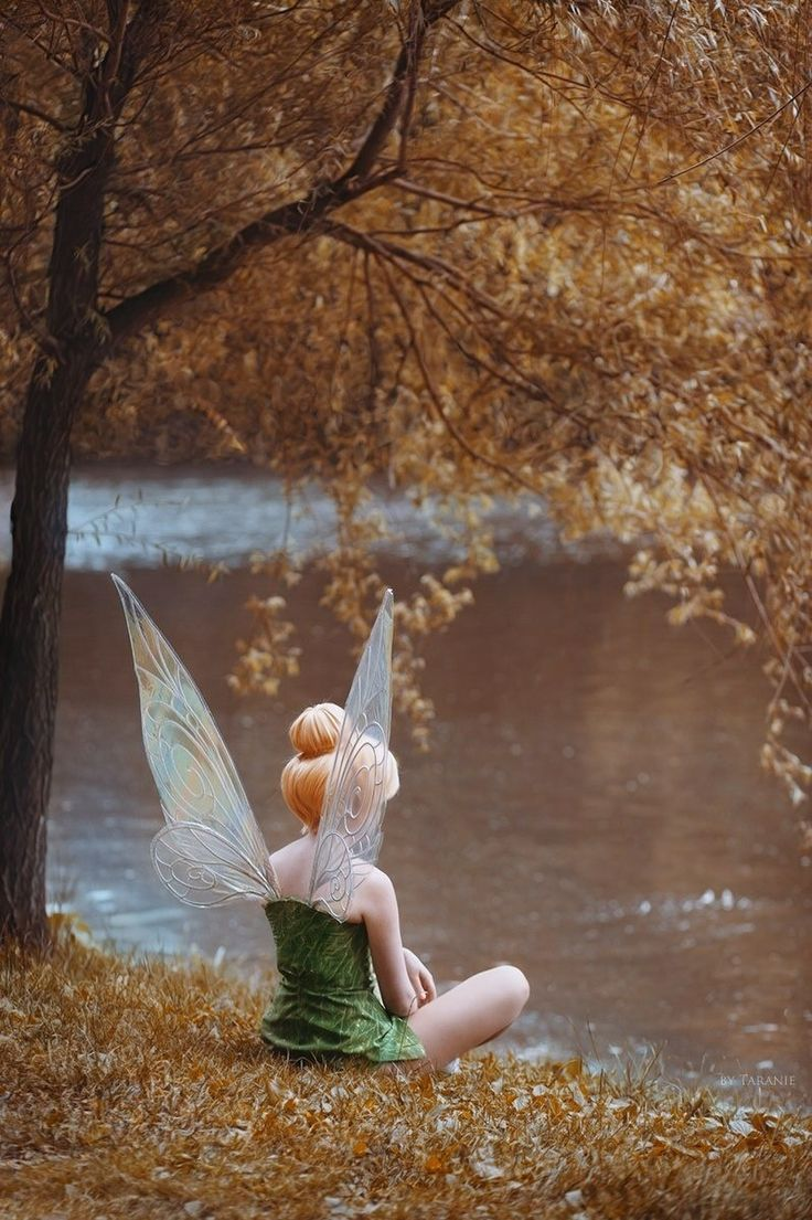 Character: Tinker Bell / From: Walt Disney's 'Peter Pan' / Cosplayer: Tink-Ichigo / Photography: Taranie