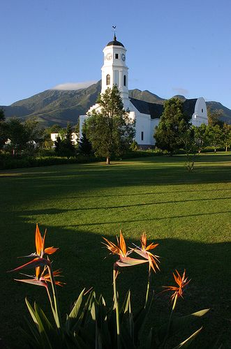 Worcester, Western Cape, South Africa where I was born