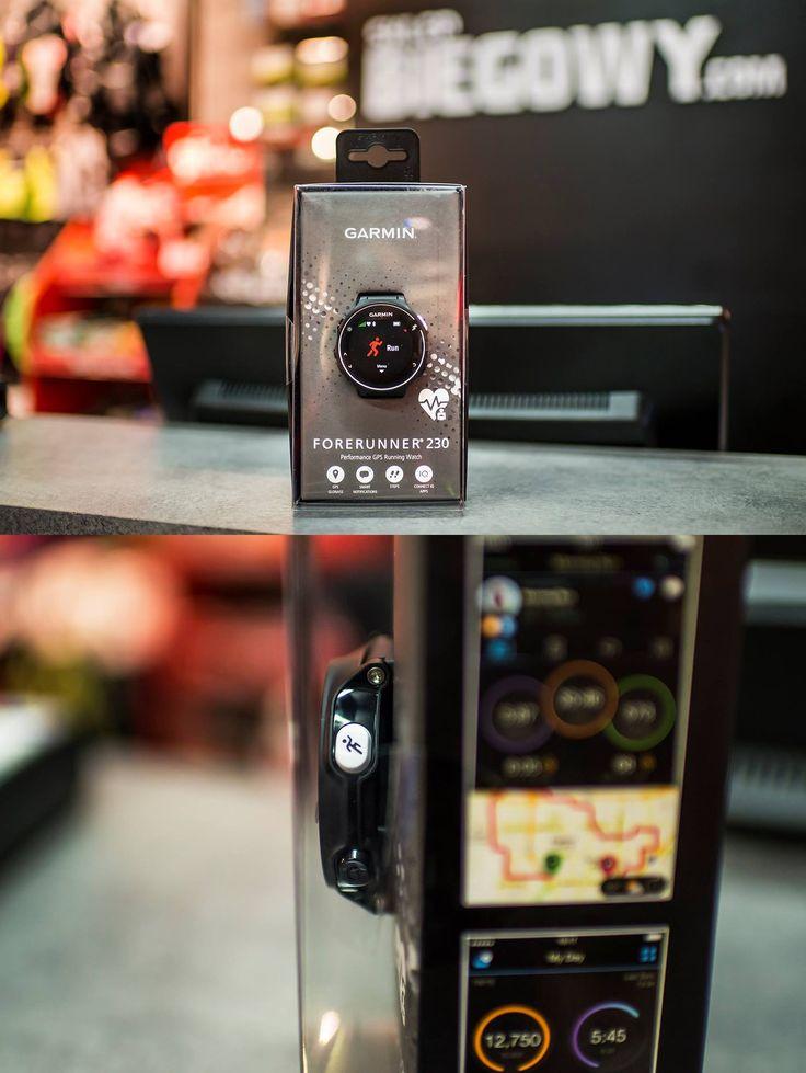 Zegarek #Garmin #Forerunner 230 oferuje funkcje smart, takie jak powiadomienia z telefonu czy aplikacje z platformy Connect IQ™. Wśród funkcji online dostępne są m.in.: automatyczne wysyłanie danych do serwisu Garmin Connect™ i śledzenie na żywo. Z serwisu Garmin Connect można pobierać plany treningowe bezpośrednio do zegarka.