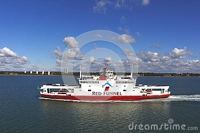 MV Red Falcon is a Raptor Class vehicle and passenger ferry operated by Red Funnel on their route from Southampton to East Cowes on the Isle of Wight. She was built by Ferguson Shipbuilders in Port Glasgow.She first entered service in 1994, being bought new by Red Funnel along with sister ship Red Osprey and as such, has operated the same regular route throughout her life. Between January and March 2004 she underwent modifications by Remontowa in Gdańsk, Poland, in order to increase vehicle…