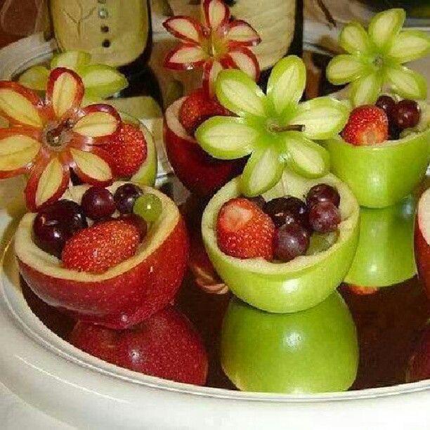 Healthy party snack..
