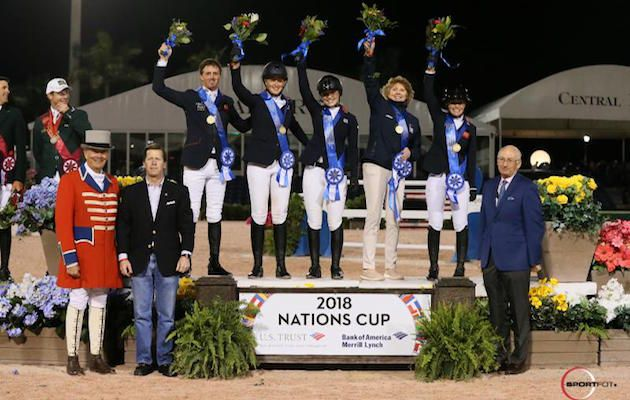 'We've been losing for too long': Ben Maher on British Nations Cup triumph https://trib.al/6YcEKbI