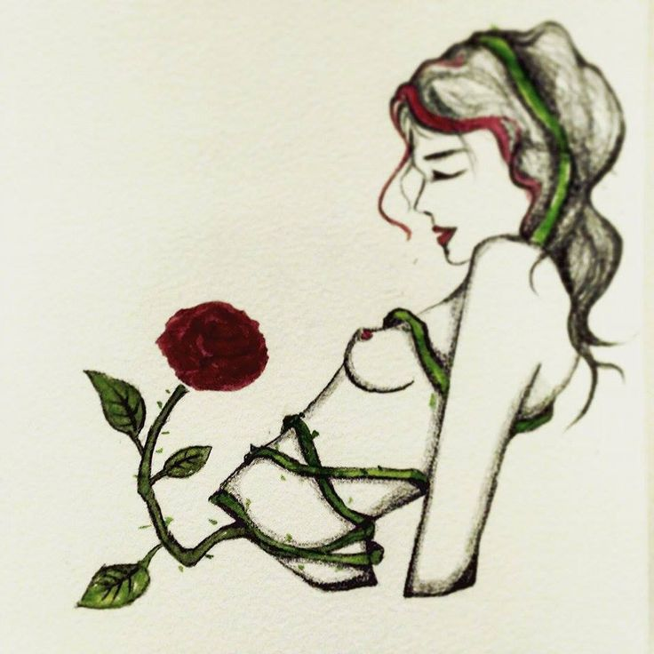 the girl and her rose  https://www.facebook.com/smileypages.yu/photos/a.929596853720601.1073741828.929428040404149/1134854646528153/?type=1&theater
