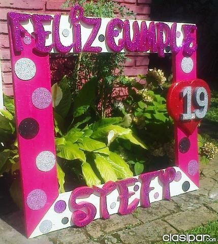The 25 best ideas about marcos para fiestas on pinterest - Marcos para cuadros ...