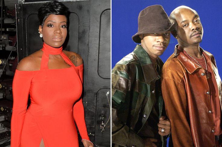 Fantasia and K-Ci and Jojo - Who Knew? 19 Surprising Celebrity Relatives