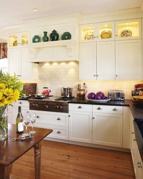 custom kitchen with 10 foot ceilings c design pictures on beautiful kitchen pictures ideas houzz id=26292