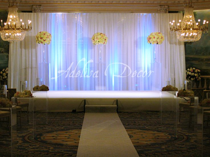 27 Best Images About Wedding Ceremony Drapes