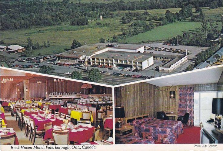 1977 ~ Rock Haven Motel