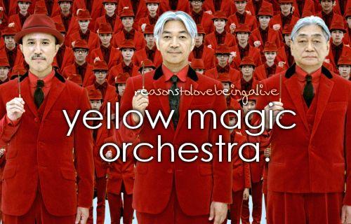 Yellow Magic Orchestra, Japón.