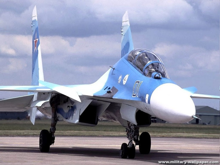 Sukhoi Su-30 Fighter