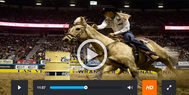 Wrangler National Finals Rodeo 2016 Live Streaming