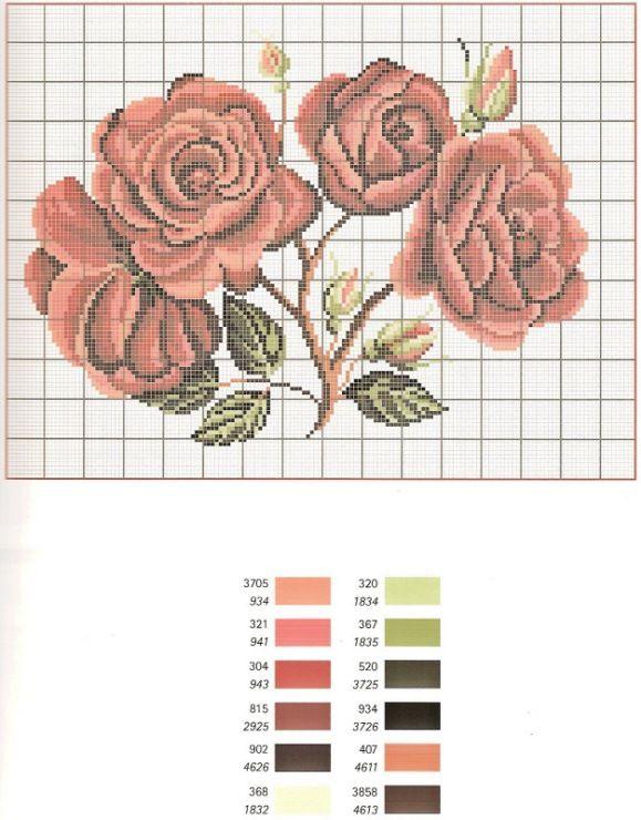Gallery.ru / Фото #7 - Les Roses - Orlanda