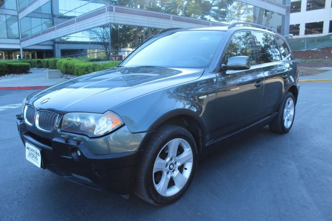M-65 2005 BMW X3 3.0i - $5,995 - Se Habla Español - Financing Available - It is a great car this gives only the best! Great gas mileage , great safety ratings, and most of all very reliable! It is a very spacious midsize SUV that will fit everyone comfortably! It is at a very affordable price and is worth every cent!